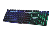 Piranha Gaming Klavye Kablolu