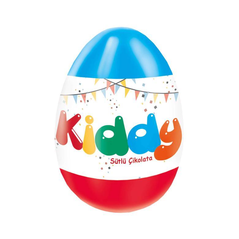 Kiddy Çikolata Sürpriz Yumurta 20 G