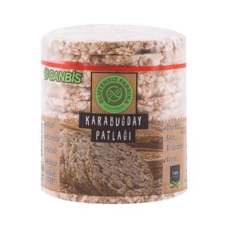 Canbis Karabuğday Patlağı Glutensiz 90 Gr
