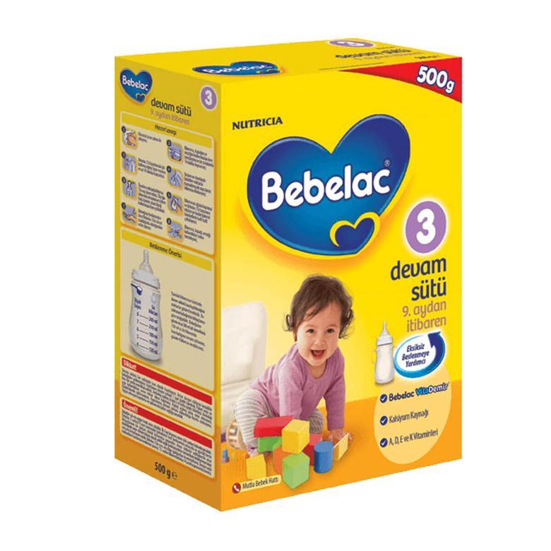 Bebelac Bebek Maması Biberon 3 500 G