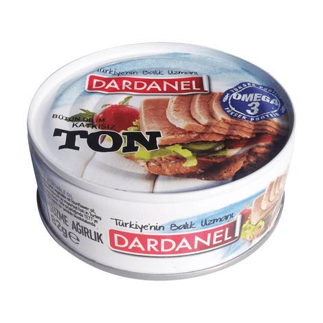 Dardanel Konserve Balık Ton 125 G