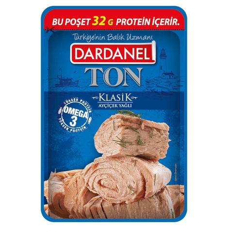 Dardanel Poşet Ton Balığı Ayç.yağ. 120 G