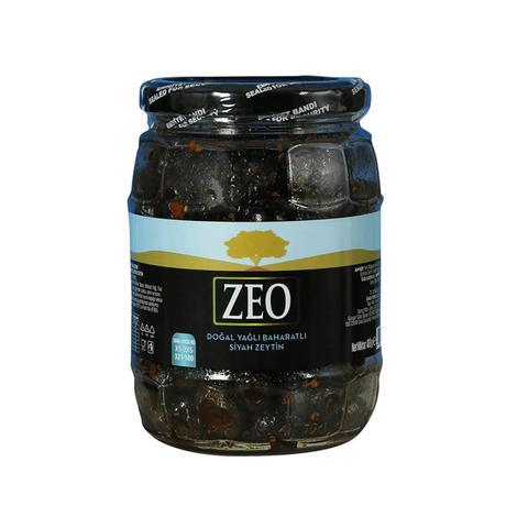 Zeo Siyah Zeytin Soslu Xs-2xs 400 G