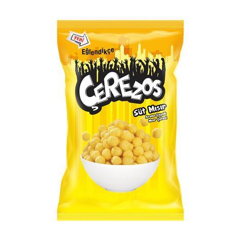 Çerezos Cips Süt Mısırı 103 G