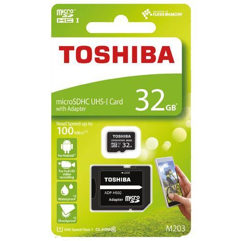 Toshiba Micro Sdhc Kart 32 Gb