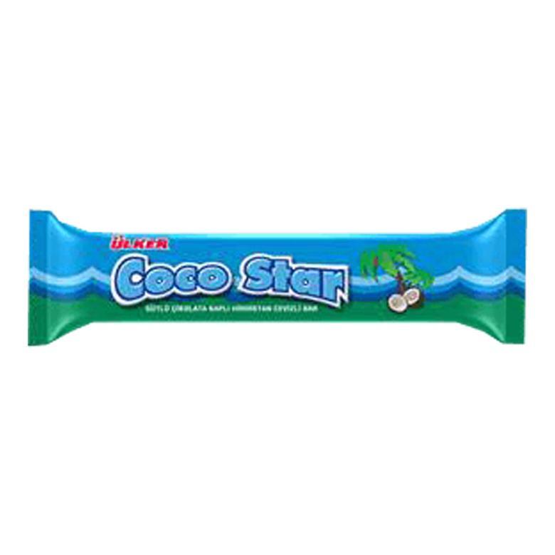 Ülker Cocostar Bar Çikolata Hindistan Cevizli 28 G