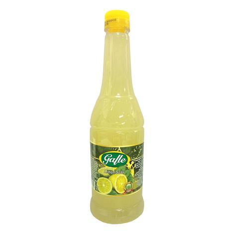 Galle Sos Limon Suyu 750 Ml
