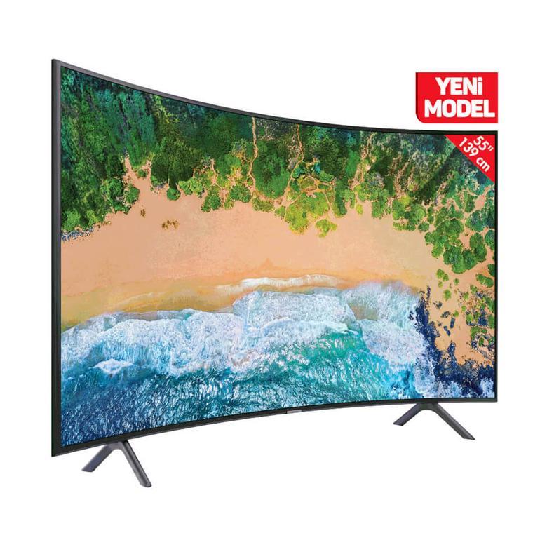 "Samsung Tv 55"" Uhd Curved 55nu7300"