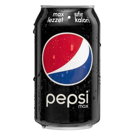 Pepsi Max Gazlı İçecek 330 Ml