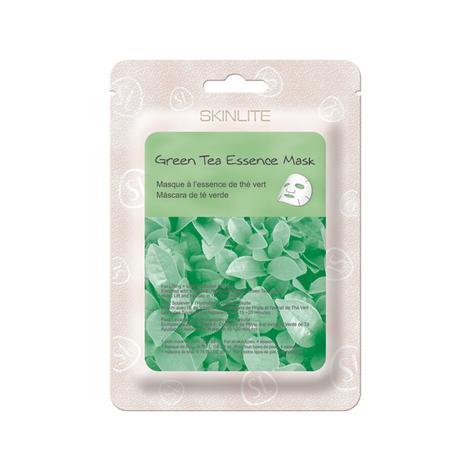 Skinlite Yeşil Çay Özlü Kağıt Yüz Maskesi