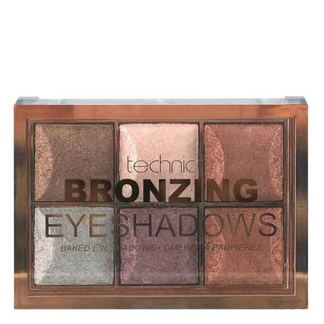 Technic Baked Far Paleti - Bronze