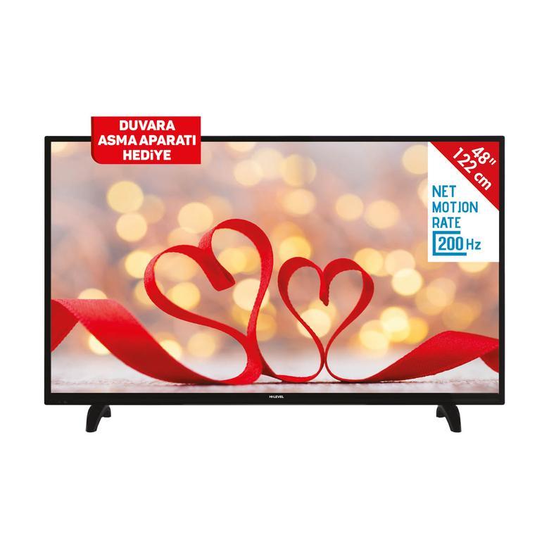"""Hi Level 48HL700 48"""" Smart Led TV"""