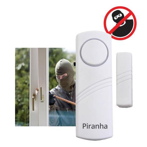 Piranha Alarm Set Sensörlü