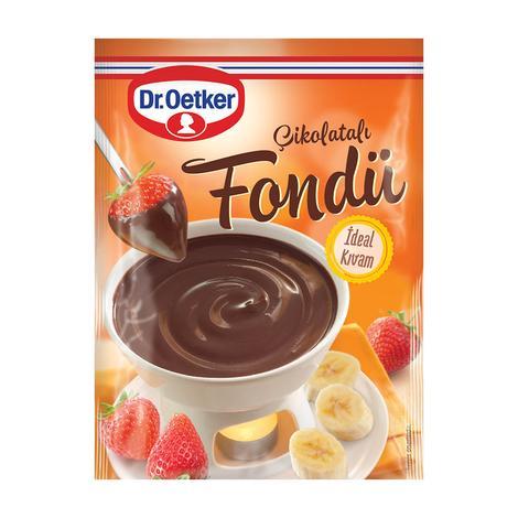 Dr.oetker Çikolatalı Fondü 58 G