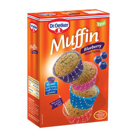 Dr Oetker Blueberry Muffin 300g