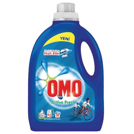 Omo Sıvı Deterjan 1950 Ml