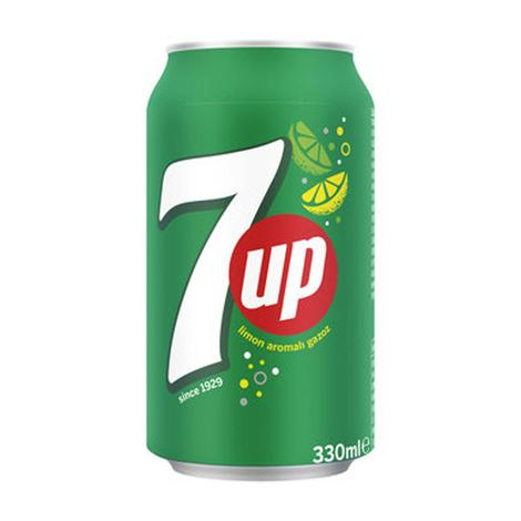 Seven Up Retro Gazoz 330 Ml