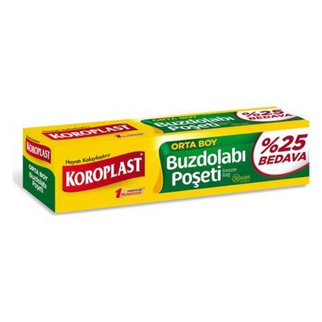 Koroplast Buzdolabı Poşeti 3o'lu