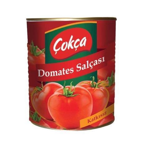 Çokça Salça Domates 28-30 Brix 830 G