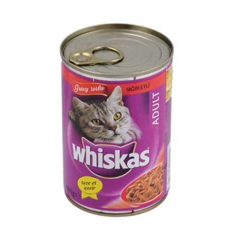 Whiskas Biftekli Kedi Maması 400 G