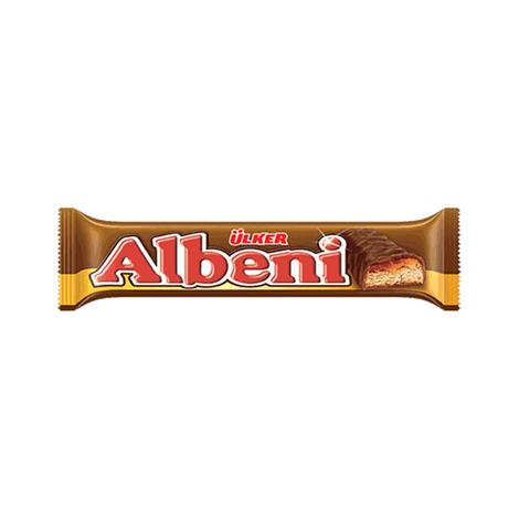 Ülker Albeni Bar Çikolata Karamelli 40 G