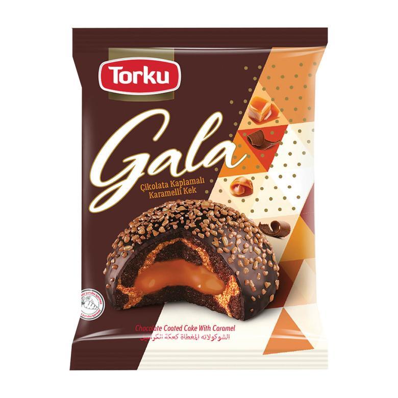 Torku Karamelli Kek Gala 50 G