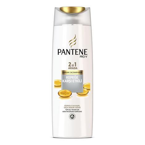 Pantene Şampuan Kepeğe Karşı Etkili 500 Ml