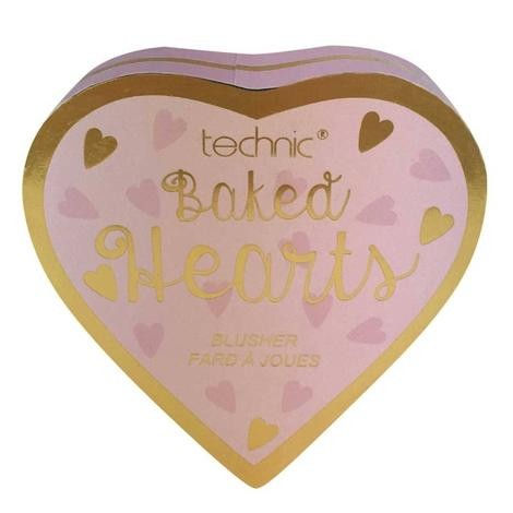 Technic Baked Hearts Allık