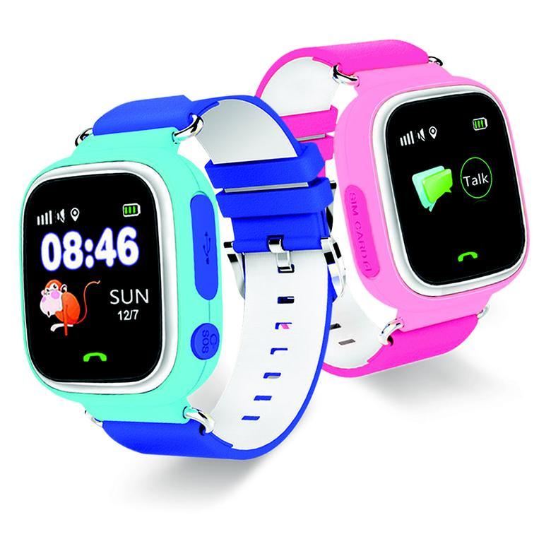 Piranha 9925 GPS Akıllı Çocuk Saati - Mavi