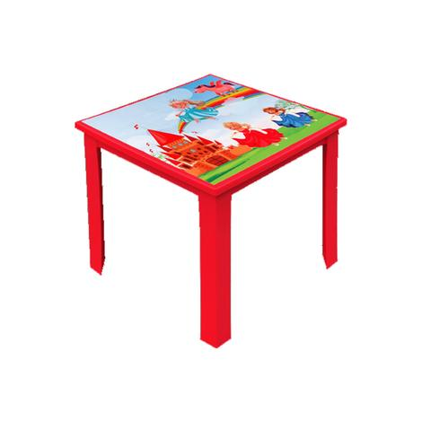 Çocuk Masası - Kırmızı